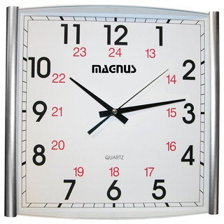Dainolite Magnus-Rectangle Sweep Movement Clock