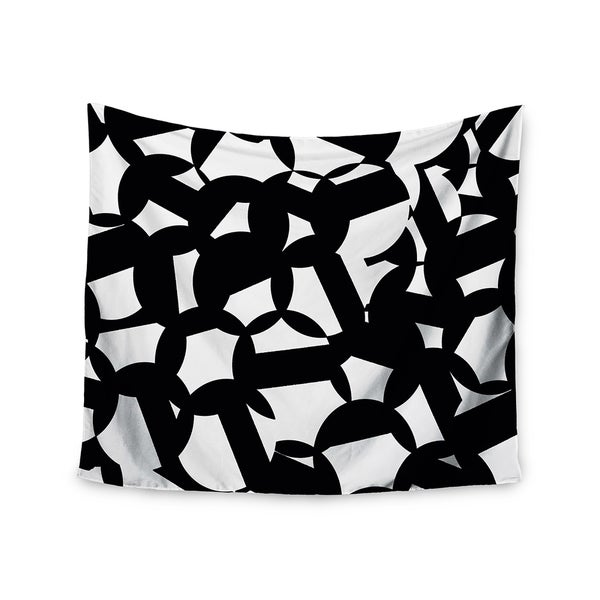 Kess InHouse Gabriela Fuente 'Geo Chic' 51x60-inch Wall Tapestry