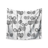 Kess InHouse Gill Eggleston 'Seedlings of Change' 51x60-inch Wall Tapestry
