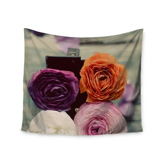 Kess InHouse Cristina Mitchell 'Four Kinds of Beauty' 51x60-inch Wall Tapestry