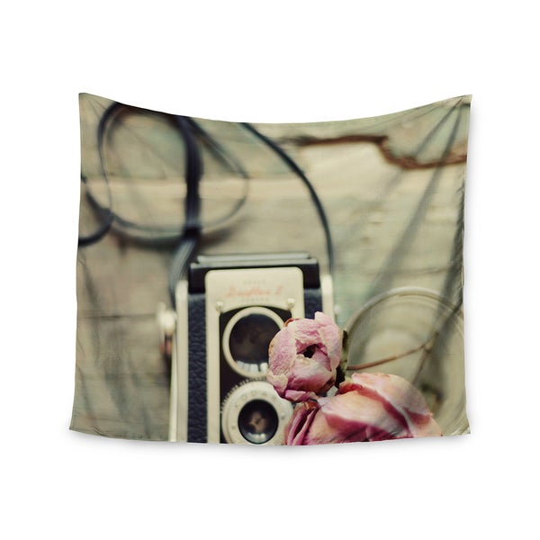 Kess InHouse Cristina Mitchell 'I Have But Two Loves' 51x60-inch Wall Tapestry