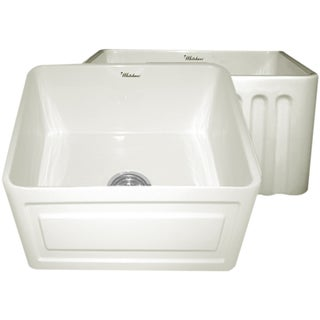 Reversible Series Fireclay Sink