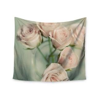 Kess InHouse Cristina Mitchell 'Pink Romance' 51x60-inch Wall Tapestry