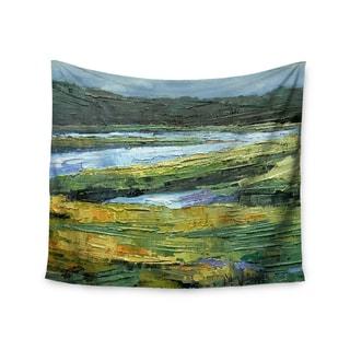 Kess InHouse Carol Schiff 'Southern Marsh' 51x60-inch Wall Tapestry