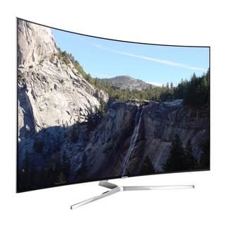 Samsung Refurbished 65-inch Curved 4K Ultra SUHD Supreme 240 MR Smart LED HDTV with Wifi