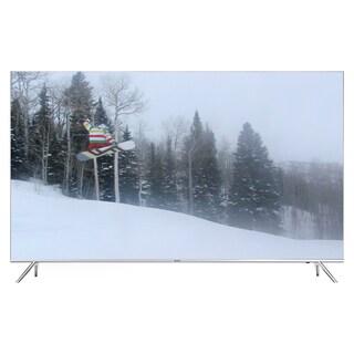 Samsung UN55KS8000FXZA Refurbished 55-inch 4K Ultra SUHD Smart LED Wi-Fi Black HDTV