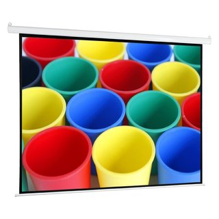 Pyle PRJELMT106 100-inch Motorized Projector Screen