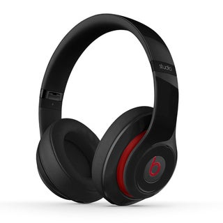 Beats by Dre Refurbished Studio 2-wired Black Headphones BLACK
