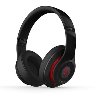Beats by Dre Refurbished Studio 2-wired Black Headphones