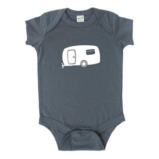 Rocket Bug 'Retro Camper' Baby Bodysuit