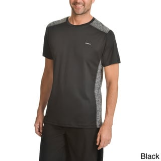 RPX Men's Polyester Contrast Back Cool Tex T-Shirt