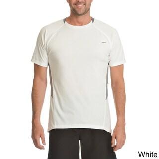 RPX Men's Polyester Mesh Detailing Cool Tex T-shirt