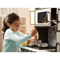 Melissa & Doug Charcoal Chef's Kitchen