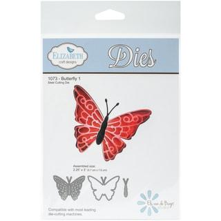 Elizabeth Craft Metal Die Butterfly 1