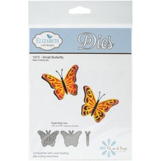 Elizabeth Craft Metal Die Small Butterfly