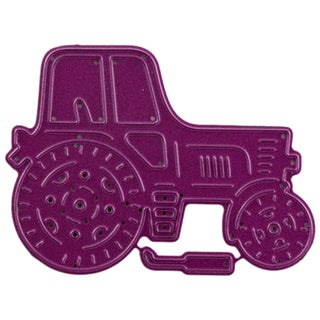 "Cheery Lynn Designs Die Tractor, 2.5""X1.375"""