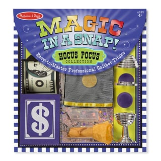 Melissa & Doug Magic in a Snap! Hocus Pocus Collection|https://ak1.ostkcdn.com/images/products/12142395/P18998013.jpg?impolicy=medium