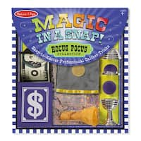 Melissa & Doug Magic in a Snap! Hocus Pocus Collection