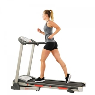Sunny Health Fitness SF-T7603 Black Motorized Treadmill
