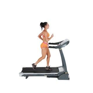 Sunny Health & Fitness SF-T7604 Motorized Treadmill - Black