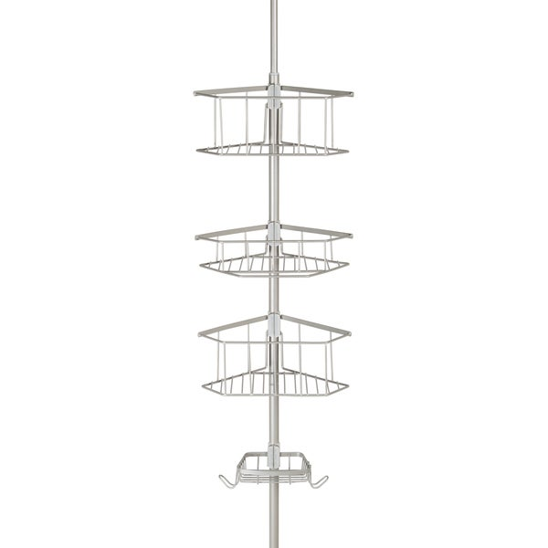 Laguna E-Satin Nickel Tension Pole