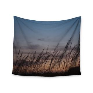 Kess InHouse Catherine McDonald 'Sunset on the Beach' 51x60-inch Wall Tapestry
