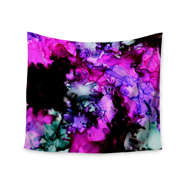 Kess InHouse Claire Day 'Siren' 51x60-inch Wall Tapestry