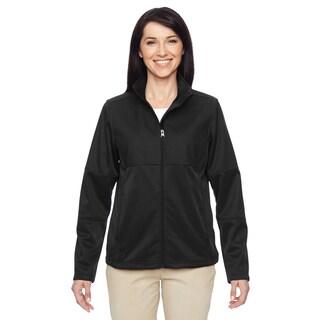 Task Women's Black Performance Full-zip Jacket