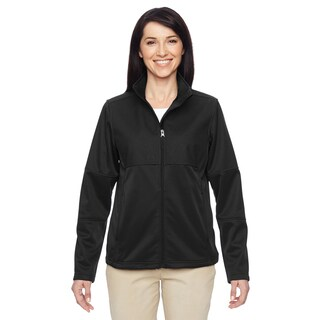 Task Women's Black Performance Full-zip Jacket