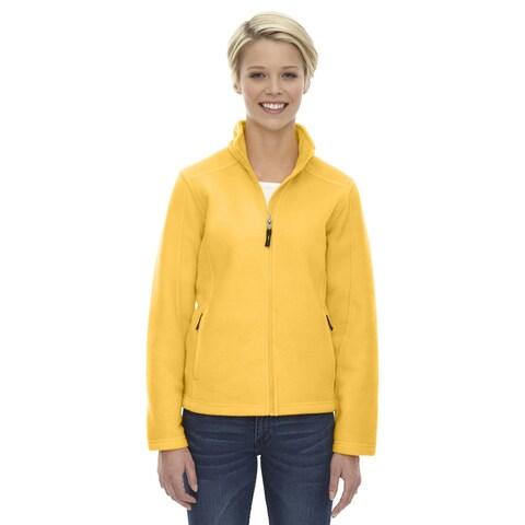 Journey Women's Campus Gold Fleece Jacket