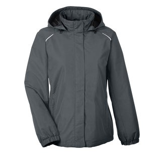 Profile Women's 456 Carbon Polyester Fleece Lined All-season Jacket
