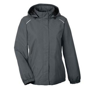 Profile Women's 456 Carbon Polyester Fleece Lined All-season Jacket