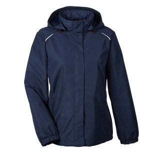 Profile Women's 849 Classic Navy Polyester Fleece Lined All-season Jacket