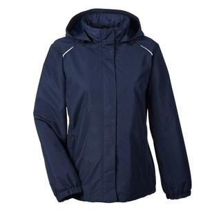 Profile Women's 849 Classic Navy Polyester Fleece Lined All-season Jacket