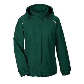 Profile Women's 630 Forest Polyester Fleece Lined All-season Jacket