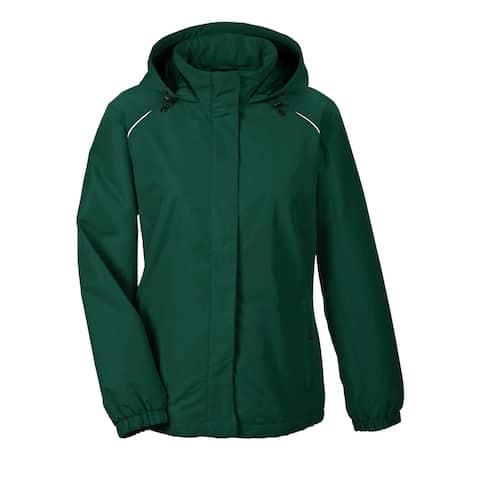 Profile Women's 630 Forest Polyester Fleece Lined All-season Jacket