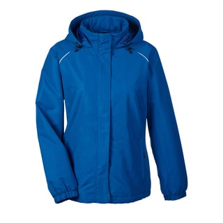 Profile Women's 438 True Royal Blue Polyester Fleece-lined All-season Jacket