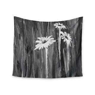 Kess InHouse Brienne Jepkema 'Daises' 51x60-inch Wall Tapestry