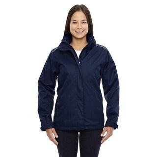Region 3-In-1 Women's Jacket with Fleece Liner Classic Navy 849