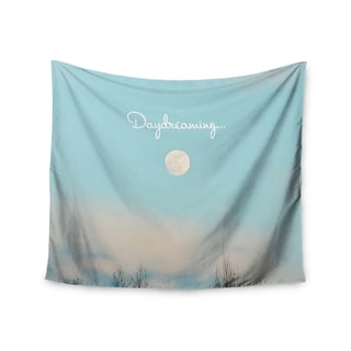 "Kess InHouse Beth Engel ""Day Dreaming"" Sky Clouds Wall Tapestry 51'' x 60''"
