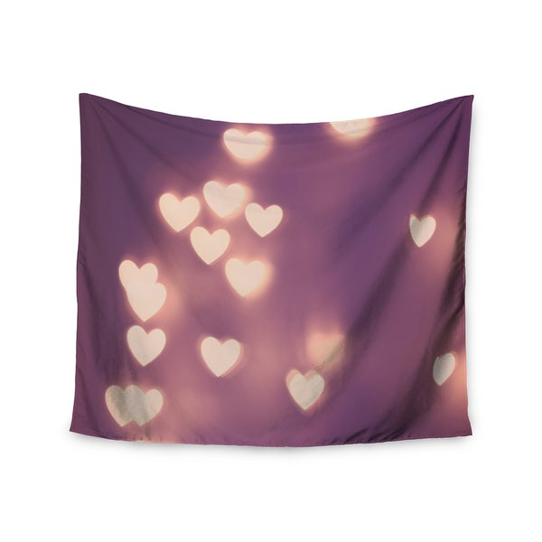 "Kess InHouse Beth Engel ""Your Love is Electrifying"" Wall Tapestry 51'' x 60''"