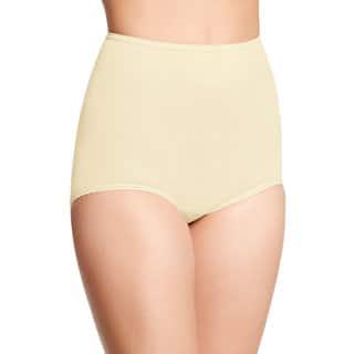 Bali Women's Skimp Skamp Moonlight Nude Nylon/Spandex/Cotton Brief Panty (Option: 7)|https://ak1.ostkcdn.com/images/products/12142823/P18998385.jpg?impolicy=medium