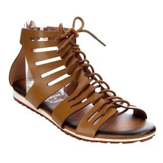 Jacobies Women's Gladiator Sandal