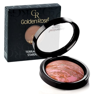 Golden Rose Terracotta Stardust Blush