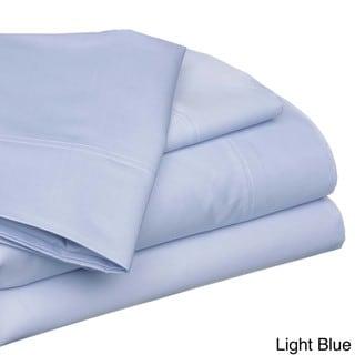 1000 Thread Count Egyptian Cotton Sateen Deep Pocket Sheet Set