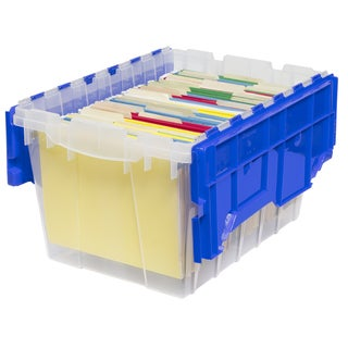 KeepBox 12-gallon Hanging File Box (Pack of 6)