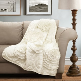 Lush Decor Serena Throw