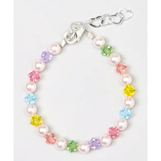 Multi Color Birthday Girl Bracelet