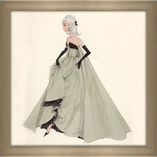Robert Best 'Lisette Barbie Doll' Framed Fashion Wall Decor