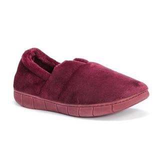 Muk Luks Women's Red Maxine Slippers